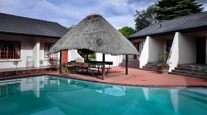 Diamond Rose Guest House Swimming Pool