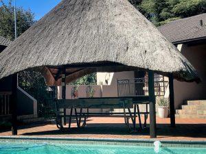 Diamond Rose Guesthouse Pool - Middelburg Accommodation