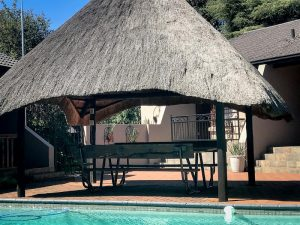 Diamond Rose Guesthouse Pool - Middelburg Accommodation