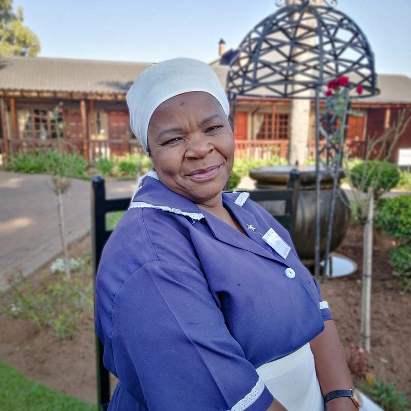 Agnes Guest House Cleaner and Worker
