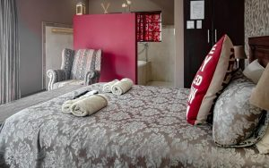 Diamond Rose Guest House Accommodation in Middelburg - Bedroom 01